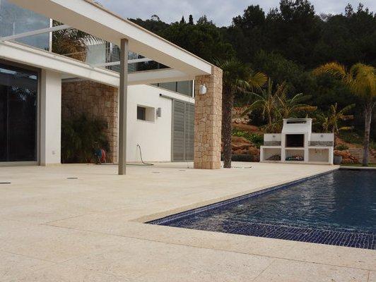 Pavimentos y revestimientos para exteriores belapiedra - Baldosas para exteriores ...